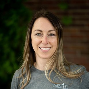 Amy Messer of Catalyst Physical Therapy Hamilton MT